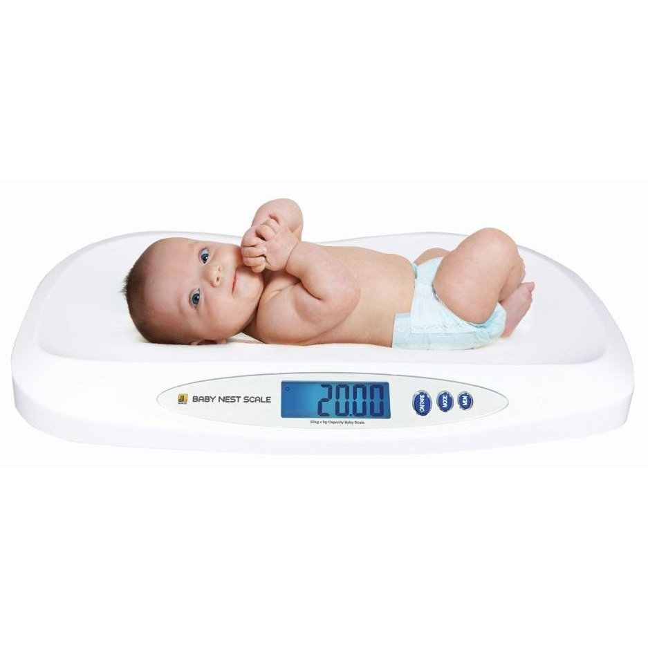 Babywaage Baby Nest Scale